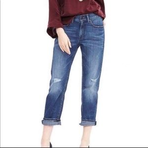 Banana Republic Boyfriend Jeans